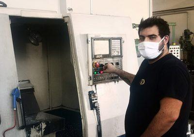 officina Giani costruzione fustellatrice